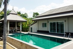Private pool villa 3 Bedroom for sale near Monument