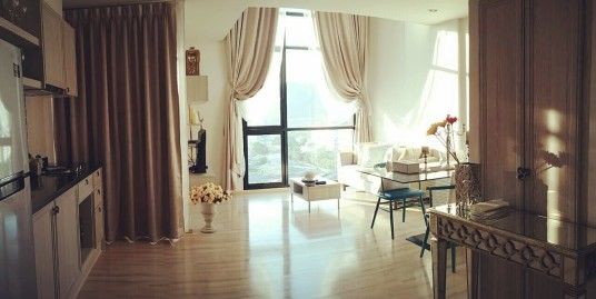 Luxury 1 bedroom Duplex apartment for rent in Phuket Town