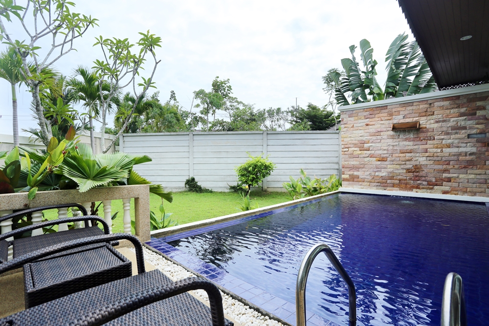 2 Bedroom Private Pool Villa for rent in Layan,Phuket