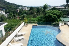 Sea View 2 Bedroom apartment for rent in Kata Beach