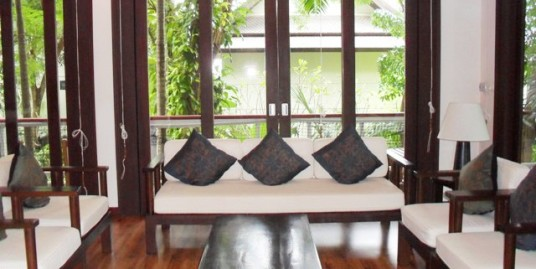 2 Bedroom Villa only 5 minute walk to Kata Beach