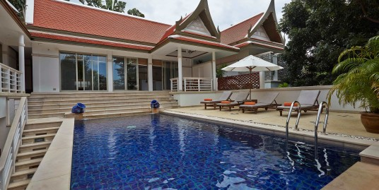 Pool Villa 2 Bedroom for rent in Kata Beach