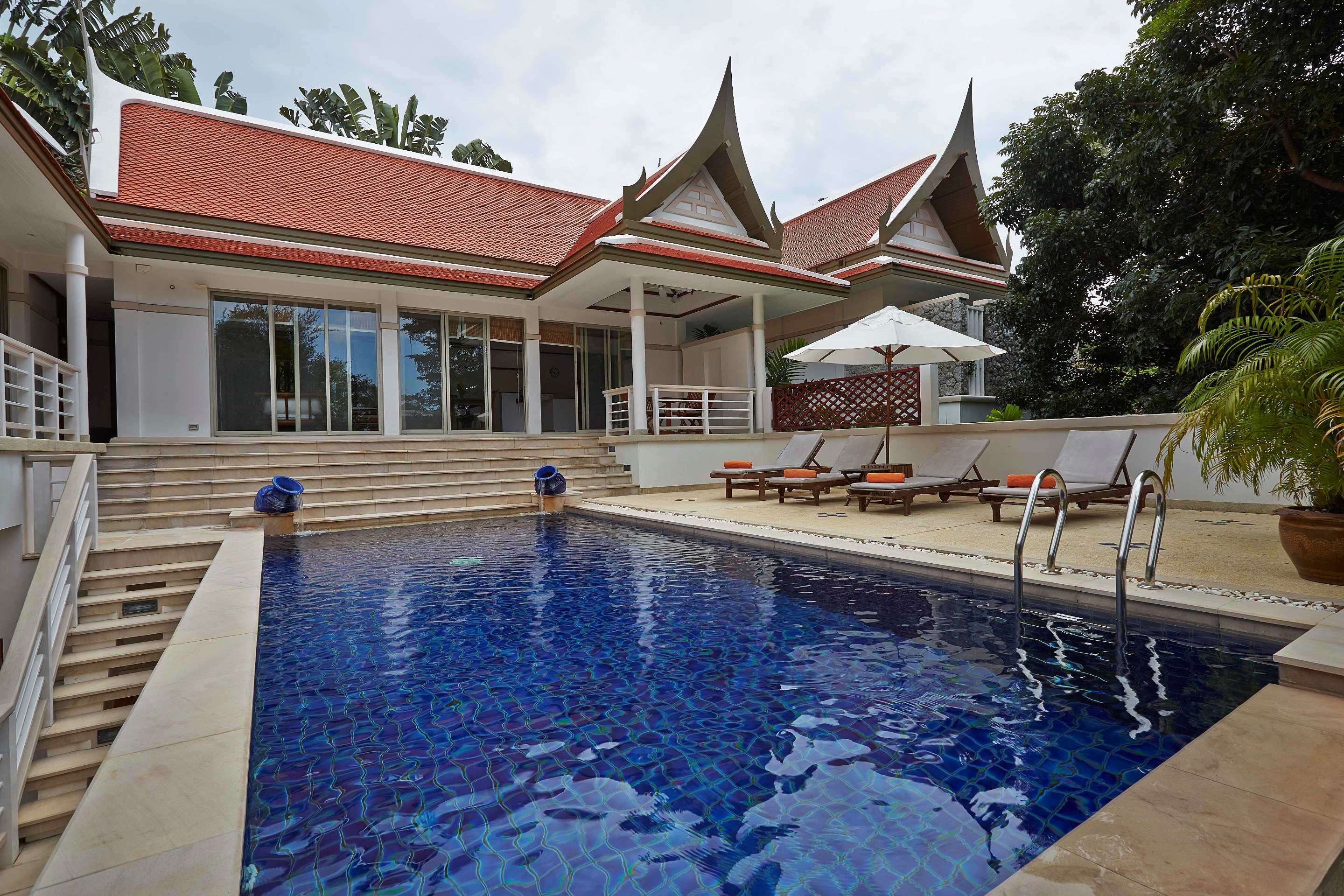 Pool Villa 2 Bedroom For Rent In Kata Beach Aqua Property Group