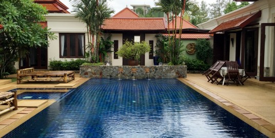 Luxury 4 Bedroom Private Pool Villa for sale near Laguna