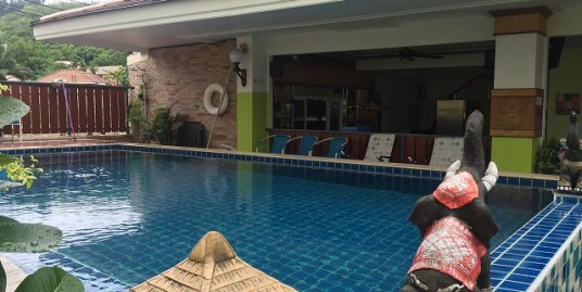 35 room hotel in Patong for lease