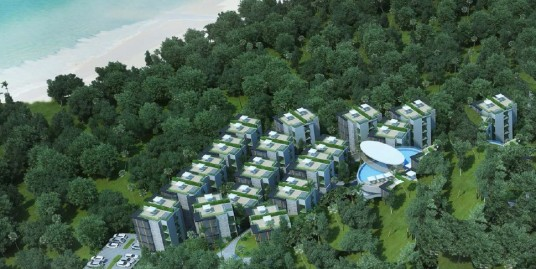 Special Price Sea View Condominium for Sale in Naka Bay Phuket