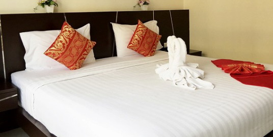 34 room hotel for lease with restaurant in Patong