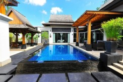 3 Bedroom Private Pool Villa for sale near Layan Beach