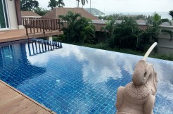 Sea View 4 Bedrooms Pool Villa for rent near Panwa Beach