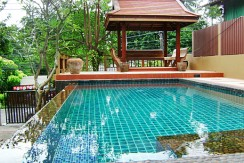 Thai Style 4 Bedroom Private Pool Villa for Long Term Rent