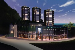 Commercial 3 and 4 Story Building 300 meters from Kamala Beach