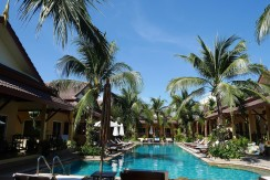 Villa resort for lease in Phuket