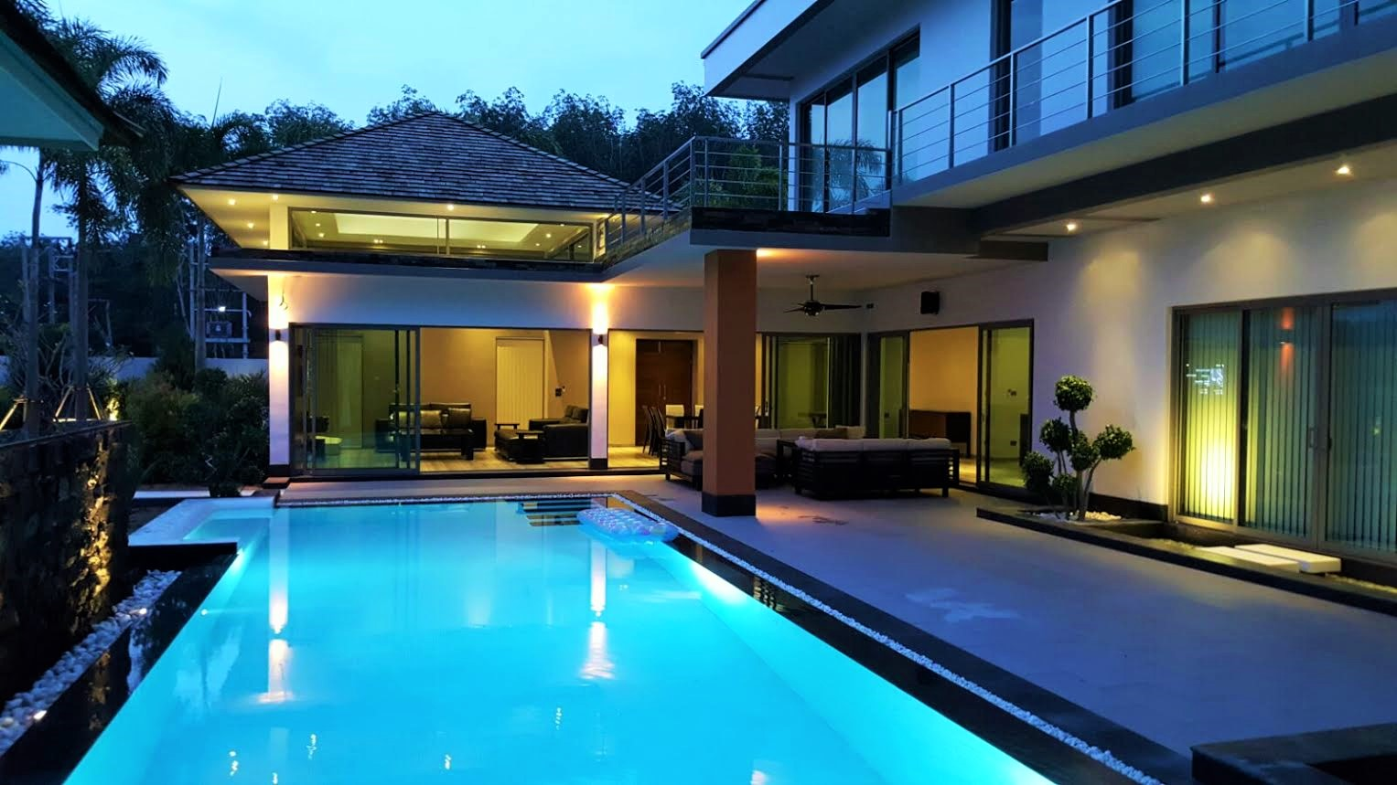 The Grand Pool Villa 4 Bedrooms for Sale 25.9 MTHB