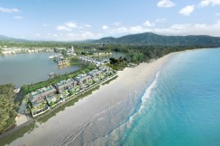 Beachfront Residences 2,3 and 4 Bedroom apartment at Bang Tao Beach