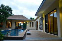 5 Bedrooms Private Pool on the 2 Rai Land Plot for Sale