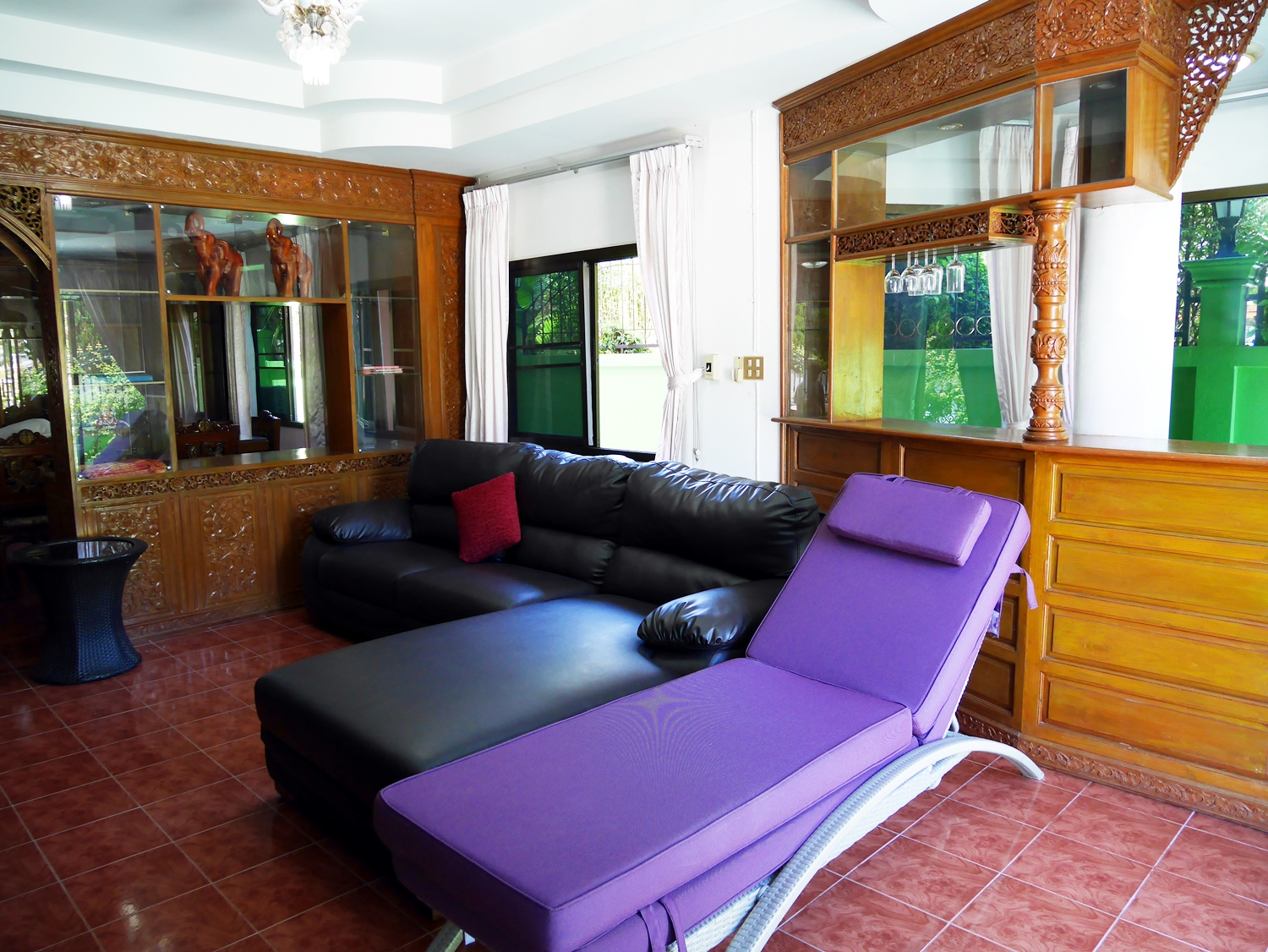3 Bedrooms Villa for rent near Phuket Country club Kathu