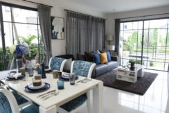 Special Price-Furnished Brand House New 3 Bedroom Communal Pool for rent near BIS