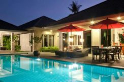 3 Bedroom stylish Pool Villa for rent in Nai Yang Beach