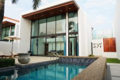 Sea View Duplexes Villa for Sale 15 minutes from Phuket International Airport