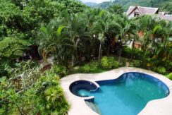 Sea View 4 Bedroom Pool Villa in the center of Patong
