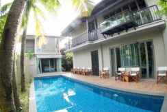 4 Bedrooms Pool Villa for rent only 10 minutes walk to Bangtao Beach