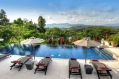 Luxury Sea View 11 Bedrooms Villa at Surin Beach