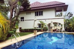 Luxury 4 Bedroom Pool Villa Golf View for sale in Phuket Country Club