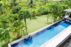 Modern Pool Villa in land plot 1,400 square meter for sale