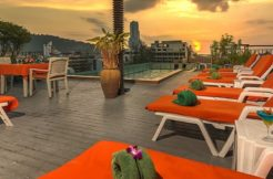 220 room hotel for lease in Patong