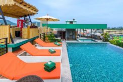 185 room hotel in Patong for rent