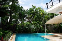 3 Bedroom Pool Villa Fully Furnished for Long Term rent near Loch Palm Golf Course