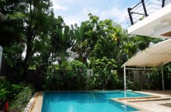 Pool Villa 3 Bedroom plus maid room near Loch Palm Golf Course for Sale 13.95 MTHB