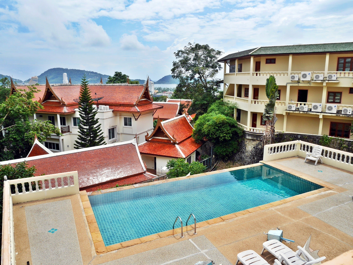 3 Bedroom Apartment for sale in Patong 9.5 Million Thai Baht