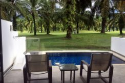 3 Bedroom pool villa overlooking a golf course for rent in Kathu
