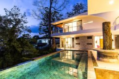 Elegant Modern 6 Bedroom Pool Villa in Kamala