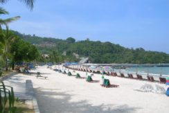 Beach front 4 star hotel for lease in Patong