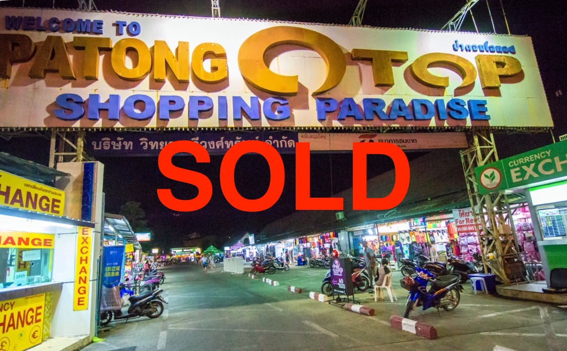 OTOP bar for sale in Patong