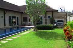 3 Bedroom Pool Villa Near Layan Beach and Laguna only 5 mins