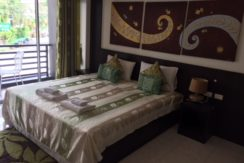 19 room guest house business for rent in Patong