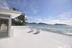 Beach Front 3 Bedroom Pool Villa for Sale