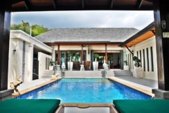 The Luxury Modern Thai-Bali design 4 Bedroom Villa for Sale in Rawai