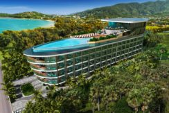 Bang Tao Beachfront Resort Condominium Price start from 3.5 Mthb, 7% ROI for 5 years
