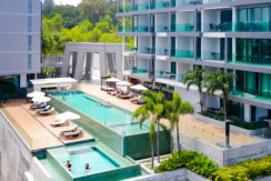Apartment 1-2 Bedrooms few minute walk to Beach price start from 4.5 MTHB