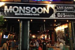 Monsoon bar for sale in Bangla Road